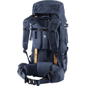 Fjällräven Keb 52 Backpack Damen storm-dark navy